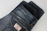 DSQUARED2 71 LA142 Men's (EU) 50 or ~LARGE* Ripped Faded Slim Fit Jeans 33608-GS