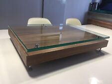 Turntable Levelling Plinth With Naim Style Glass LP12 (Special Order)