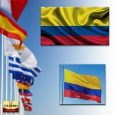 35.43 x 59 inch Colombia·s Flag NEW Colombian Flag 100% Poliester MW 2018