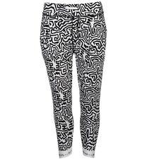 USA Pro Women's Low Crotch Black/White Size 10