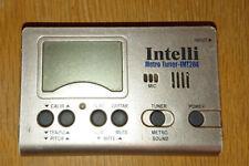 Intelli IMT-204 Metronome, Tuner