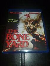 The Bone Yard (BLU-RAY) RARE OOP CODE RED