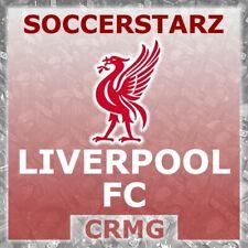 CRMG SoccerStarz LIVERPOOL LFC (like MicroStars)