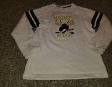 Janie & Jack Boys long sleeve shirt Mighty Moose, hockey 6