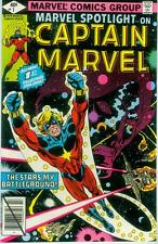 Marvel Spotlight (vol.2) # 1 (Capitaine Marvel) (Pat Broderick) (États-Unis, 1979)