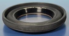 Ø52mm contre Lumière Panneau Lens Hood Pare Soleil Avec Filtre Filtre Filtre - (41519)