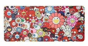 "FaZe x Takashi Murakami XL Mousepad Red X-Large (35.43"" X 15.75"") In Hand New"
