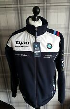 BMW Tyco Motorsport Jacket medium fleece chest 48' More Large In Size New Tag UK