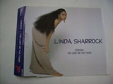 LINDA SHARROCK - CURIOUS - CD SINGLE EXCELLENT CONDITION 1994 ITALY