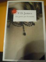 LIBRO : P.D. JAMES - UN GUSTO PER LA MORTE -   (ST/L-30)