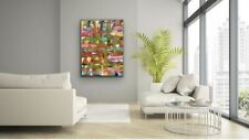 abstract painting on canvas acrylic Paint Modern Wall Art original fine art