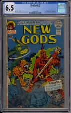 NEW GODS #7 - CGC 6.5 - ORIGIN OF ORION - 1236031002