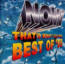 >> NOW THAT'S WHAT I CALL MUSIC - BEST OF 1995 / VARIOUS ARTISTS - 2 CD SET