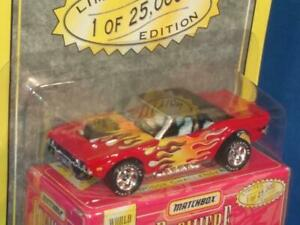 1997 Matchbox Premiere Collection Dodge Challenger Hot Rod Collection, Series 11