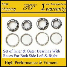 62-76 OLDSMOBILE 98, 65-76 OLDSMOBILE DELTA 88 Front Wheel Bearing & Race Kit