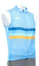Rapha iKOR Labs Men Pro Team Lightweight Gilet Vest LARGE Blue Road Bike Gravel