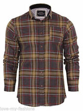 Camisas de vestir de hombre 100% algodón talla L
