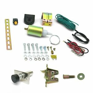15lb Power Trunk / Hatch Kit with Latch and Door Popper Street  AUTPT2000 street