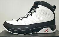 Nike Air Jordan 9 Retro OG Space Jam White True Red Black 302370-112 sz 16