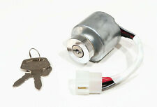 Ignition Switch with Keys for Kubota 6610155200, 6610155202 Yard Tractor Engines