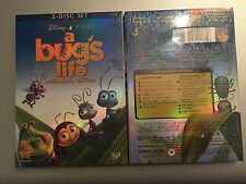 A Bug's Life (DVD, 2003, 2-Disc Set, Collector's Edition)