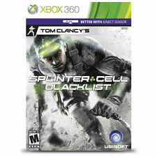 Tom Clancy's Splinter Cell Blacklist (Microsoft Xbox 360)