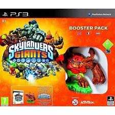 Ps3 juego Skylanders: Giants-Booster Pack mercancía nueva