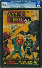 World's Finest Comics 177 CGC 9.4 -- 1968 -- Batman Joker Lex Luthor #0749592019