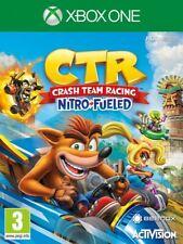 Crash Team Racing Nitro-Fueled offline NOCD NOKEY Xbox One [LEGGI DESCRIZIONE]