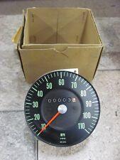 NOS VW Audi Porsche? Green Face 110 Speedometer Speedo OEM 824.957.023 Dated 374