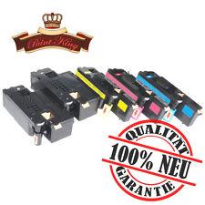 PK Set 5 Toner XXL für Dell 1250 C 1350 CNW 1355 CN C1760 NW C1765 NF C1765 NFW