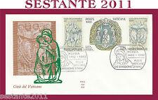 VATICANO FDC ALA 213 LUCA DELLA ROBBIA 1982 (578)