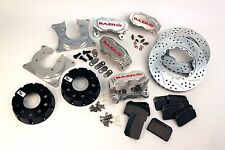 Baer Brakes 10/12 bolt hybrid ends with 3.150 bearing dual stage drag race brake
