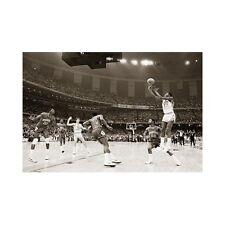 Michael Jordan In Action Sports Poster Print NBA Basketball Memorabilia Air 23