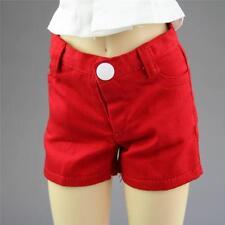 [wamami] per 1/4 MSD DZ BJD DOLLFIE Rosso Pantaloncini Pants/Pantaloni/Vestito * 99#