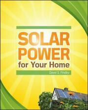 Solar Power for Your Home (Paperback or Softback)