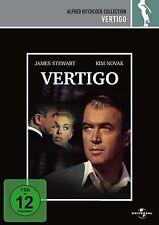 Vertigo - James Stewart - Alfred Hitchcock - DVD - NEU - OVP