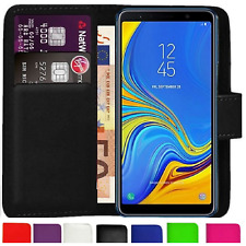 For Samsung Galaxy A10 A10S A10E A30 A70 Case Magnetic Flip Leather Wallet Luxur