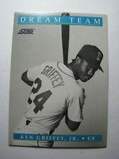 1991 Score Baseball Ken Griffey Jr # 12 of 13  Dream Team