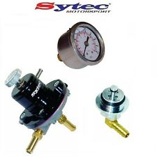 SYTEC FUEL PRESSURE REGULATOR KIT + FUEL GAUGE VAUXHALL ASTRA H CORSA VXR
