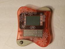 Littlest Pet Shop Handheld Electronic Game / Organizer Pink