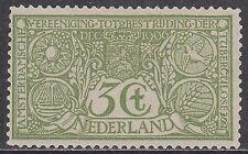 NVPH 85: 3 ct Tuberculose-zegel 1906 postfris