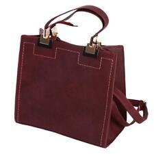 Simple Square Clutch Bag for Women Ladies Girls Fashion Single Shoulder Bag C
