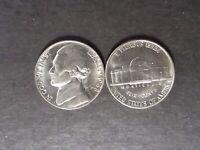 1948 P BU JEFFERSON NICKEL - SINGLE COIN