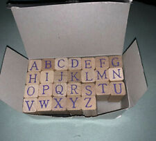 Classic Alphabet Stampers NEW