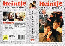 Heimatfilm mit Heintje, Hansi Kraus - Morgen fällt die Schule aus – VHS, no DVD