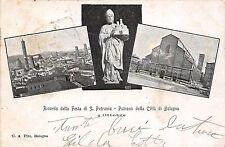 2428) BOLOGNA 1903 RICORDO DELLA FESTA DI S. PETRONIO VG NEL 1904.