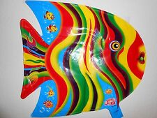 "Fish party balloon 19"" x 17"""