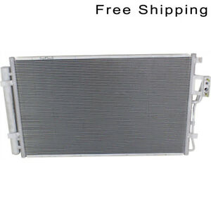 A/C Condenser Fits Hyundai Santa Fe Kia Sorento 976061U100 HY3030144