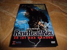 Rawhead Rex (1986) [1 Disc DVD] Region 2 PAL GERMANY (DEUTSCH) IMPORT